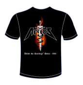 Camiseta Argoz Demo 1986 - Old School T-shirts - PreSale